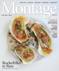 Montage Magazine cover